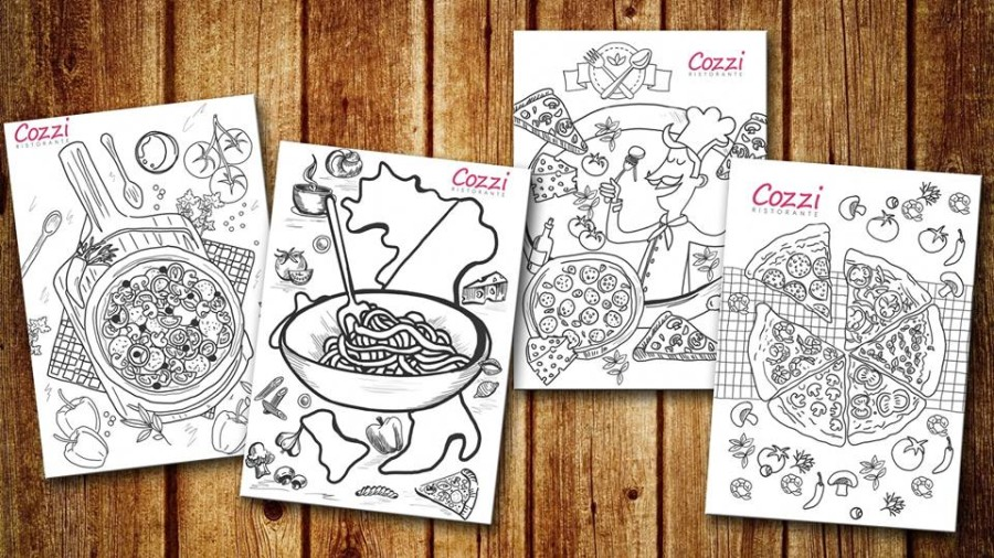 New coloring-books for Kids!
