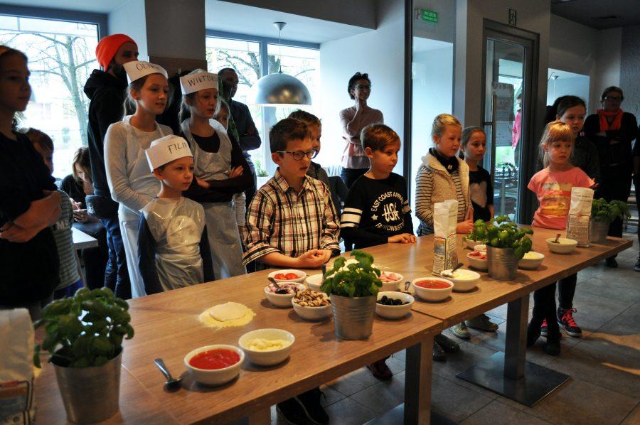 Dziecięcia Akademia Kulinarna Cozzi