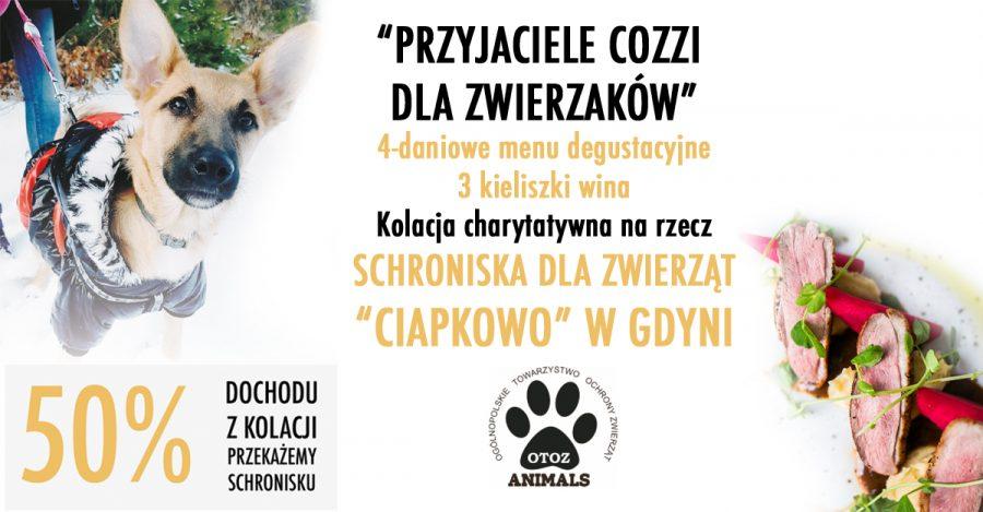 Przyjaciele Cozzi dla Zwierzaków